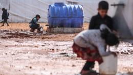 UN verlängert Syrienhilfe mit Einschränkungen