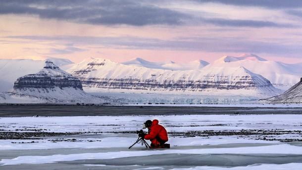 An den Frontlinien des Klimawandels