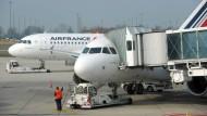Air France streicht Stellen