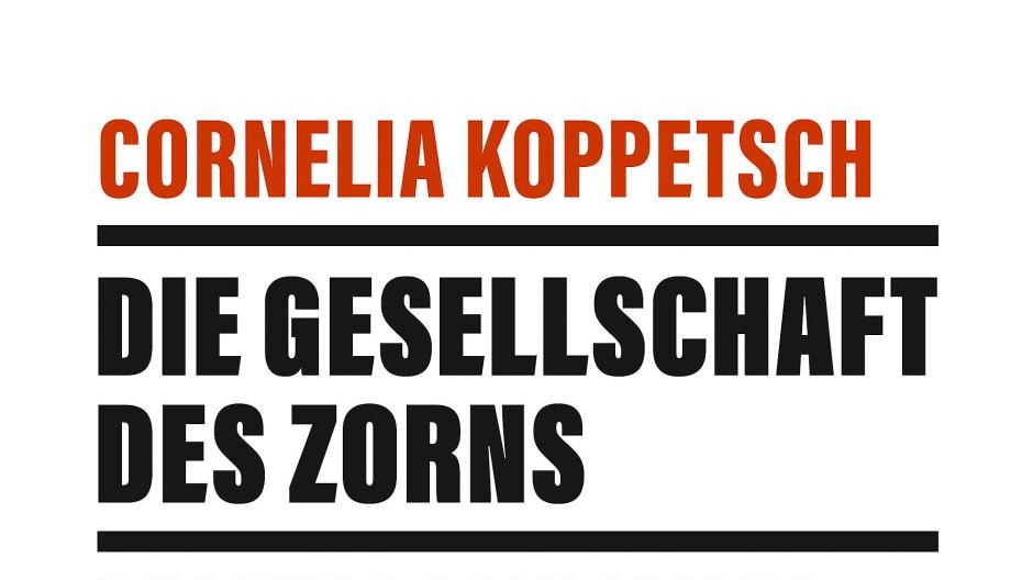 """Gegen Cornelia Koppetschs Buch """"Die Gesellschaft des Zorns"""" wurden Plagiatsvorwürfe erhoben."""