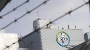Bayer soll mehr als 80 Millionen Dollar zahlen