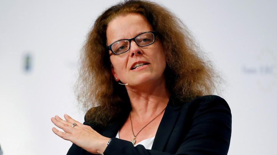 EZB-Direktorin Isabel Schnabel