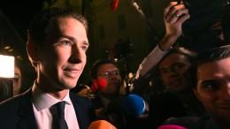 """ÖVP-Chef: """"Wir haben das Unmögliche möglich gemacht"""""""