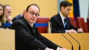 Fraktionschef Markus Plenk verlässt AfD-Fraktion