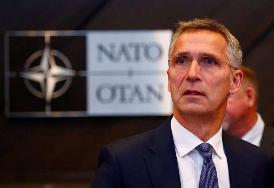 Nato-Generalsekretär Jens Stoltenberg findet deutliche Worte für den vereitelten russischen Spionageangriff.