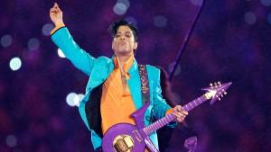 Prince soll postum mit Congressional Gold Medal geehrt werden