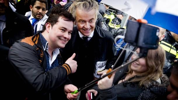Was passiert, wenn Wilders gewinnt?