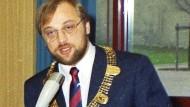 Das Schulz-Gesetz: Alle Probleme landen irgendwann einmal im Rathaus. Ist also das Rathaus die Schule des Kanzleramts?