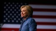 Hillary Clinton holt fünf Wahlsiege an einem Abend.