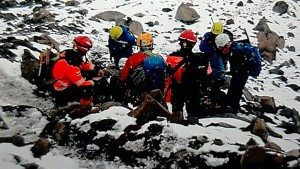 Mindestens drei Tote bei Lawinenunglück an Chimborazo in Ecuador