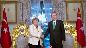 Merkel-Kritiker wollen Klartext hören