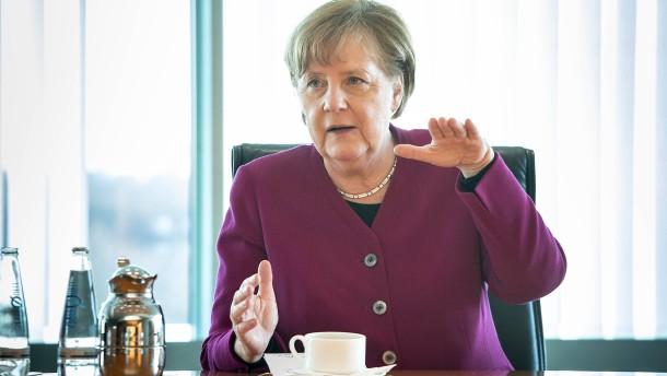 Merkel gegen Vorzugsbehandlung für Geimpfte