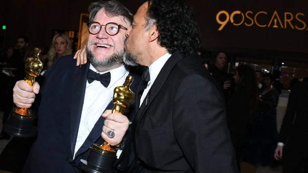 Oscar-Triumph bewegt Guillermo del Toro