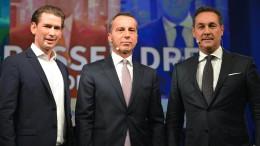 Mit wem die FPÖ regieren könnte