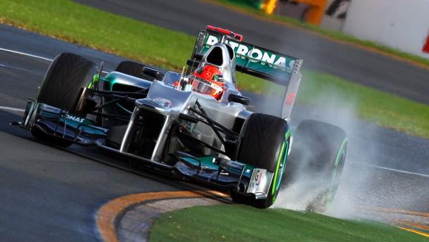 Formel 1 nimmt zweiten Anlauf für Börsengang