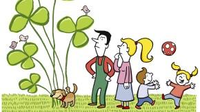 Alles im grünen Bereich: So bleibt der Rasen Sieger