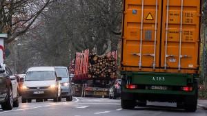 Fahrverbote in Frankfurt wohl vermeidbar
