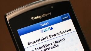 Neues elektronisches Ticket für Rhein-Main-Nahverkehr