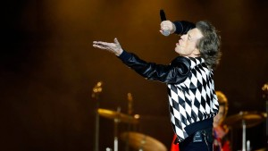 Mick Jagger rockt wieder