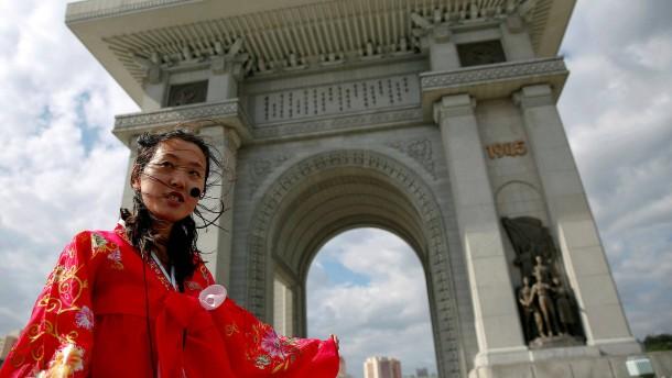 Brief Nach Nordkorea : Usa reisen nach nordkorea offenbar vor verbot
