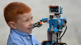 Intelligentes Spielzeug auf der Weihnachtswunschliste