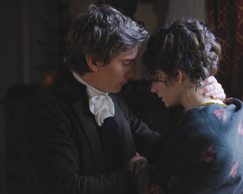 Kein Kuss hilft: Julien de Lamare (Swann Arlaud) und Jeanne Le Perthuis des Vauds (Judith Chemla)