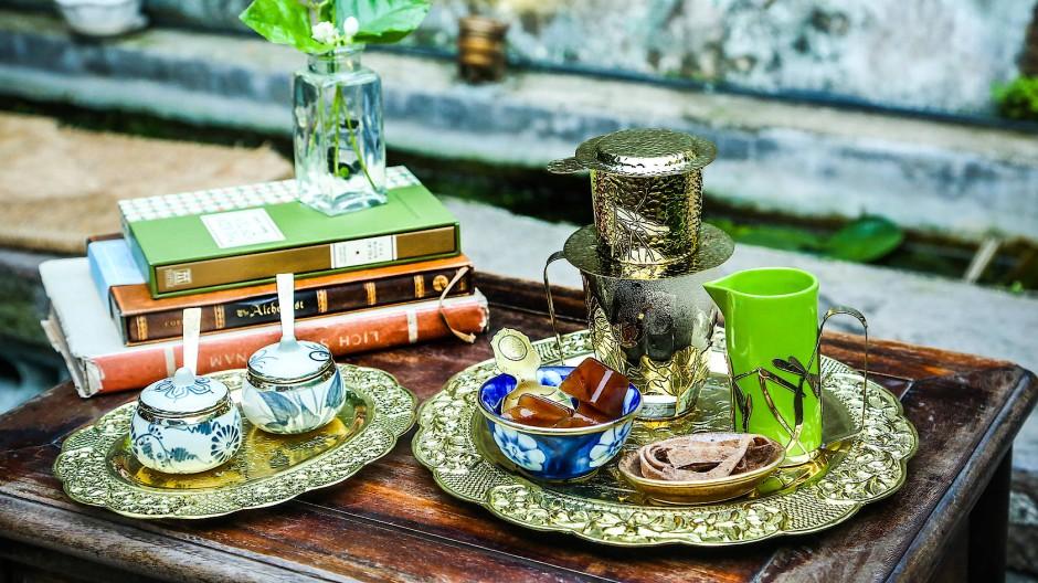 Vietnam ist der zweitgrößte Produzent von Kaffee weltweit.