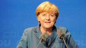 Merkel erteilt FDP-Zweitstimmenkampagne eine Absage