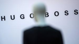 Hugo Boss lässt Anleger hoffen