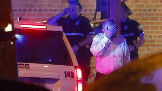 Angreifer erschießt mehrere Menschen