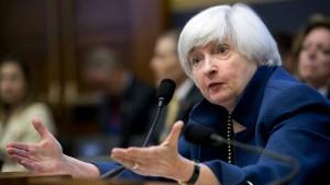Fed dreht den Geldhahn langsam zu