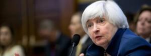 Janet Yellen ist die Chefin der amerikanischen Notenbank Federal Reserve