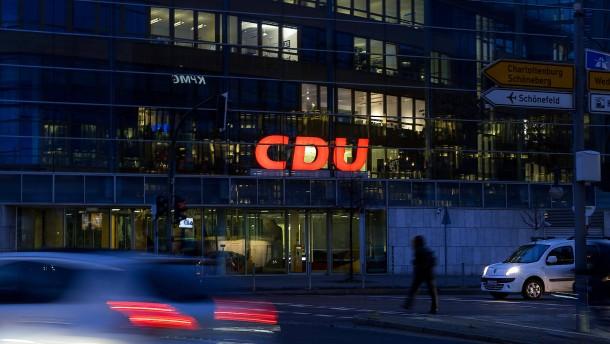 Welchen CDU-Chef wollen die großen Landesverbände?