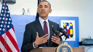 Obama verspricht Investitionen in Bildung