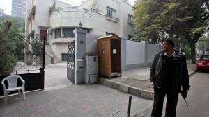 Stiftungsvertreter aus Ägypten ausgereist