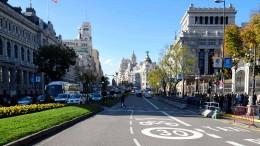 Madrid bietet Ausrichtung von Klimagipfel an