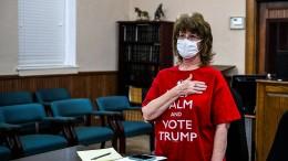 Wo fast 90 Prozent für Trump stimmen