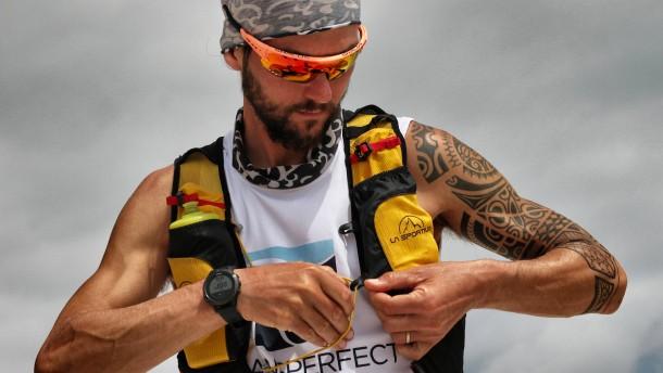 Warum Michele Graglia vom Topmodel zum Ultraläufer wurde