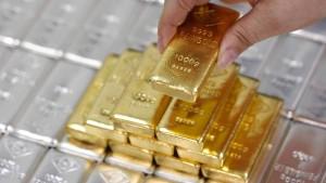 Neue Hoffnung für Gold