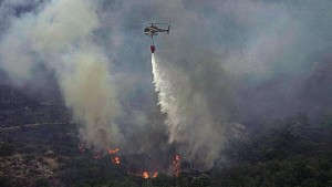 Italien kämpft landesweit gegen Hunderte Waldbrände