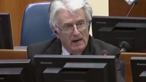 Karadzic bestreitet jegliche Verantwortung für Srebrenica-Massaker