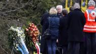Trauer nach Zugunglück in Bad Aibling