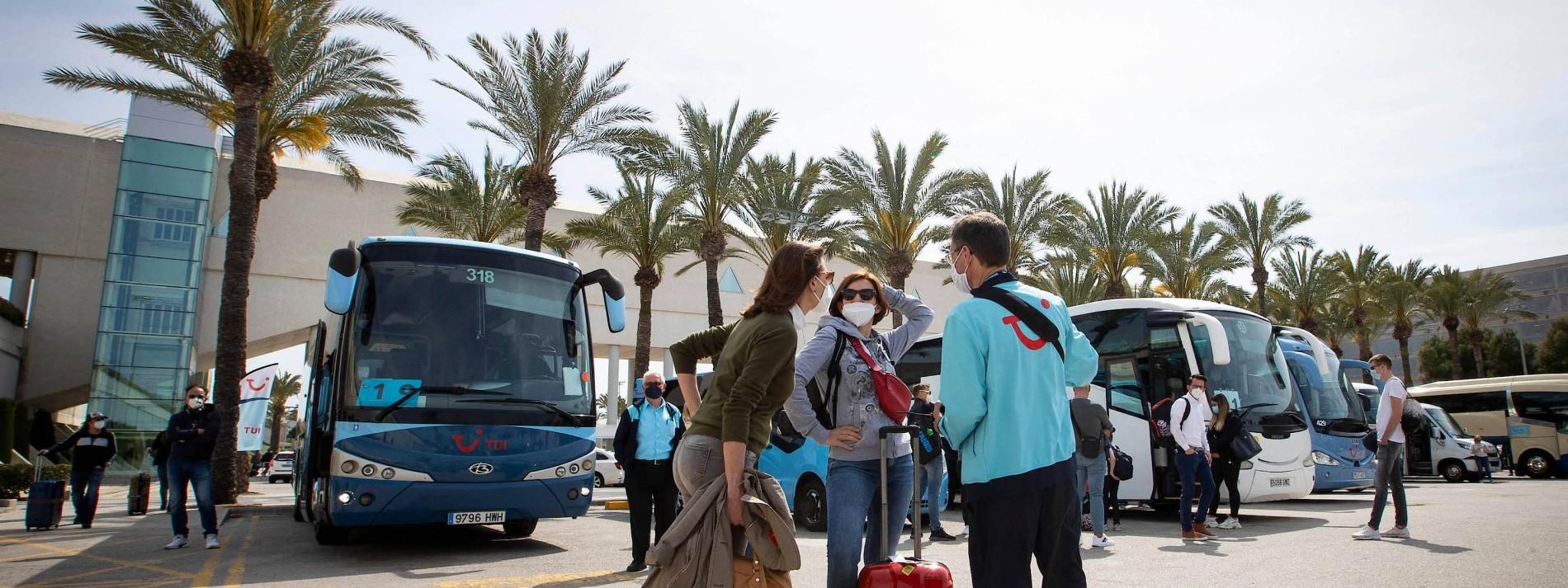 Corona-Zahlen auf Mallorca zu Beginn der Osterferien niedrig