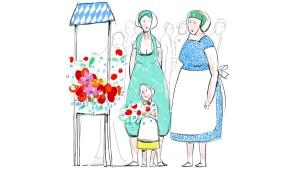 Die Tanten vom Viktualienmarkt