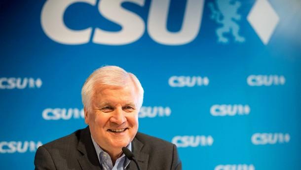 CSU würde nach Trennung bundesweit zweitstärkste Kraft