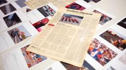 Das Prinzip Zeitung ist nicht zu schlagen