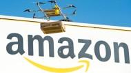 Amazon darf Paket-Drohnen testen
