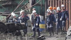 17 Tote nach Gasexplosion in Kohlemine