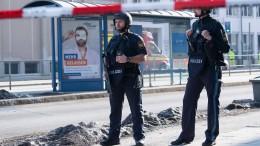 Zwei Menschen sterben bei Schüssen in München