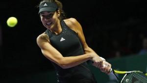 Ana Ivanovic wahrt ihre Chance